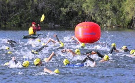 2009 Spring Meadow Triathlon Swim