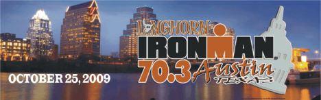 Longhorn Ironman 70.3 Logo
