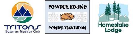 Powder Hound Winter Triathlon